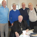 Technology wins the day at Worcester Catholic Men's Conference