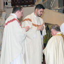 Two from Colombia ordained priests