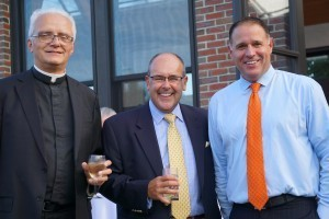Father Edward  Niccolls, James Moughan, Michael P. Gillespie