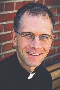 Jesuit Father John Gavin is the recipient of this year's Gospel of Life Award.