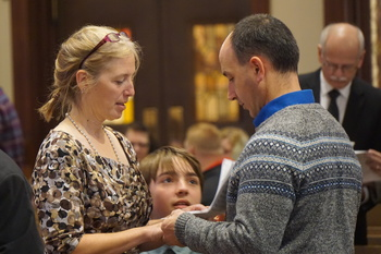 Witnessing to the sacrament of marriage