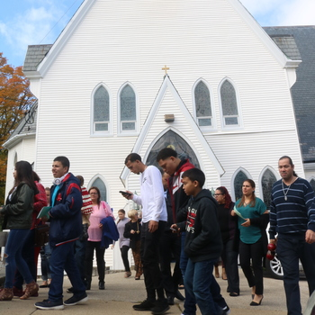 Memories of 60 years for Southbridge Hispanics
