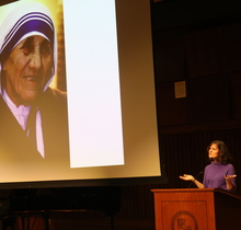 Women's Conference: Susan Conroy encourages women to pour out their love
