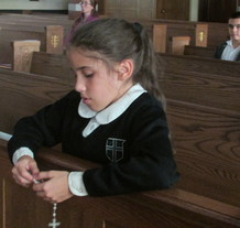 Our Catholic schools start with prayer