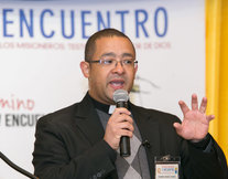 "Hispanics have ""encuentro"" with their bishop"