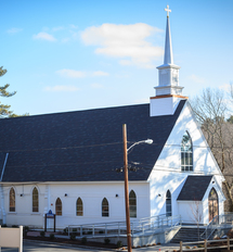 Growing parish adds worship space to church