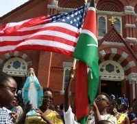 Prayers for immigrant community fitting on Pentecost