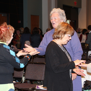 Group revitalizing diocesan women's conference