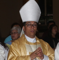 Dominican Republic bishop visits