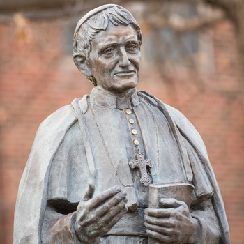 Newman: First Englishman designated a saint since Reformation