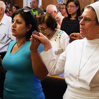 Parishes talk about need for Legacy of Hope