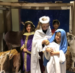 Why have a Nativity scene?
