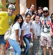Experiencing World Youth Days