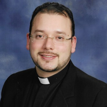 Father Escudero named pastor