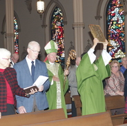 Diocese invites people back to church