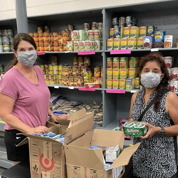 Food pantries answer calls for help