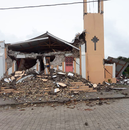 St. Roch to assist with rebuilding