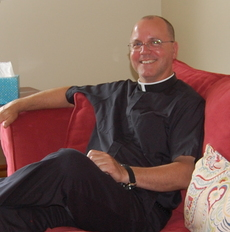 Pastor gets to live among flock