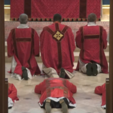 Watch: New Priests Ordained for the Ordinariate in 2021