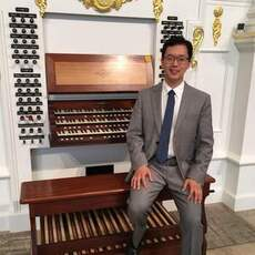 St. Alban's Welcomes New Music Director Aaron Tan