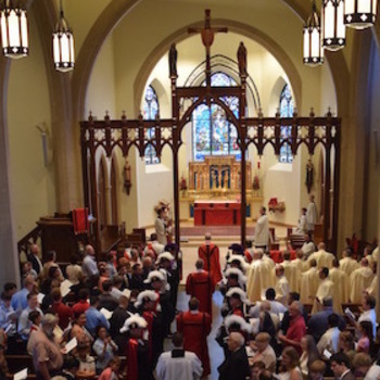 English-Catholic Ordinariate Sees New Opportunities for Grace and Growth