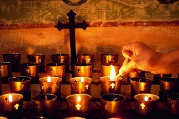 All Souls Day: Evensong and Mass