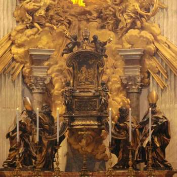 Holy Mass: Solemnity of the Chair of St. Peter the Apostle