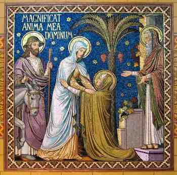 Choral Evensong: Feast of the Visitation