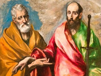 Solemnity of Sts. Peter and Paul