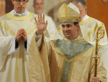 Pontifical Mass with Bishop Lopes