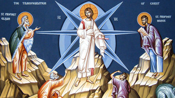 Holy Mass: the Transfiguration