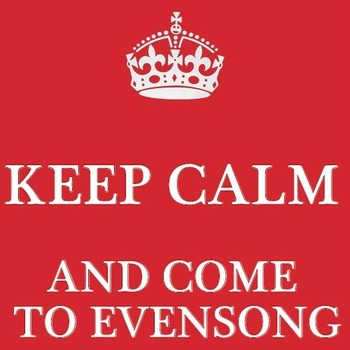 Evensong Moves to First Fridays