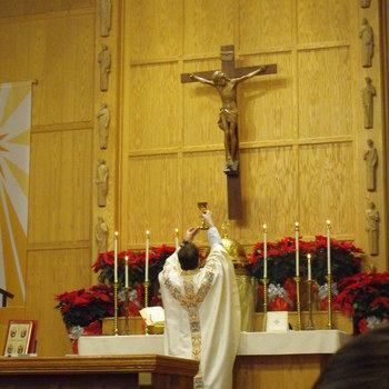 Christmas Eve Carols & Divine Worship Mass