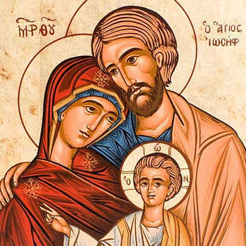 Sunday Mass: Feast of the Holy Family