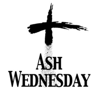 Ash Wednesday: Mass & Confessions