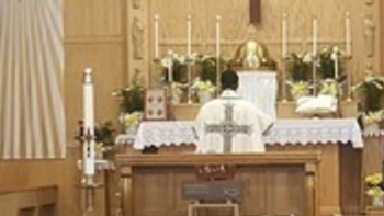 Easter VII Sunday Mass (Broadcast Only)