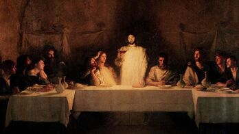 Maundy Thursday: Mass of the Lord's Supper
