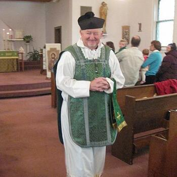 St. Alban's Mourns the Passing of Founding Priest