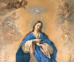 St. Eleanor Mass For The Immaculate Conception Of The Blessed Virgin (Holy Day Of Obligation)