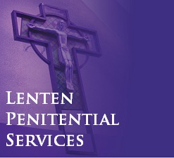 St. Eleanor Lenten Penitential Services