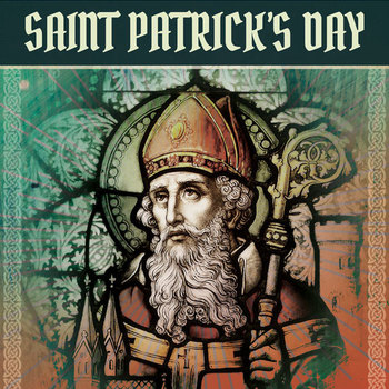 St. Patrick's Day Mass & Procession (Potluck After Mass)