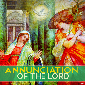 St. Eleanor The Annunciation Of The Lord Mass
