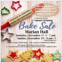 THIRD ANNUAL CHRISTMAS BAKE SALE