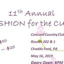 11th Annual FASHION for the CURE