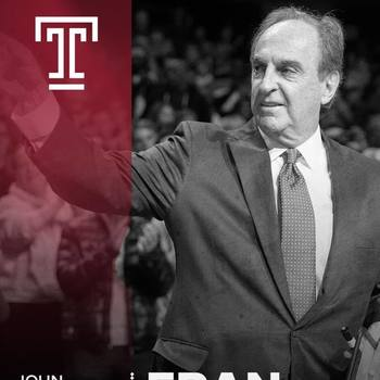 Fran Dunphy to Receive Wanamaker Award on June 11th!