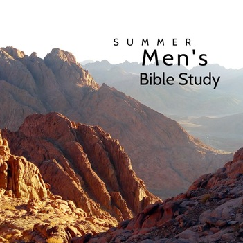 Young Adult Men's Bible Study