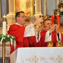 Mass of Thanksgiving for vocation to Diaconate of Stephen Kohut