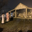 Blessing of Our Outdoor Nativity