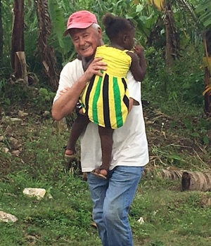 Haitian Ministry Update - What the Eyes Don't See, The Heart Can't Follow