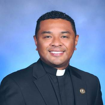Welcome Fr. Javier Julio